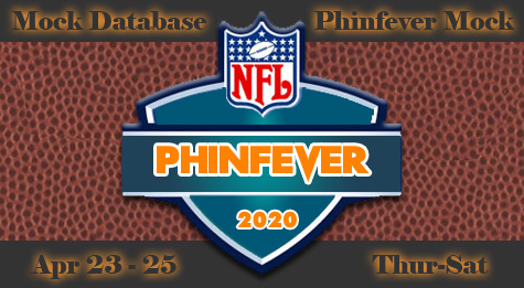 2020 NFL Draft Coverage (Phinfever)